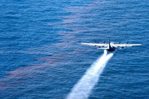 Private Aviation assists with Gulf Oil spill clean up