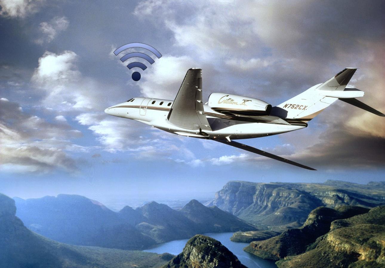 Citation X WiFI