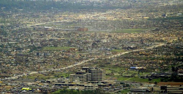 Joplin Tornado Tragedy