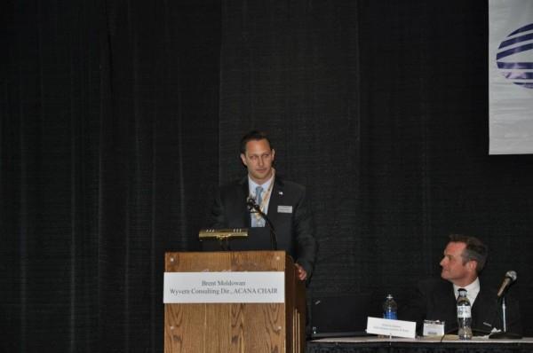 ACANA President, Joel Thomas, Introduces ACANA Panel