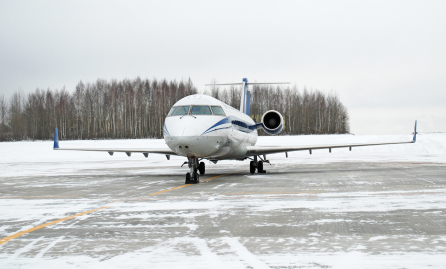 Let Stratos Jets help you prevent aircraft icing delays