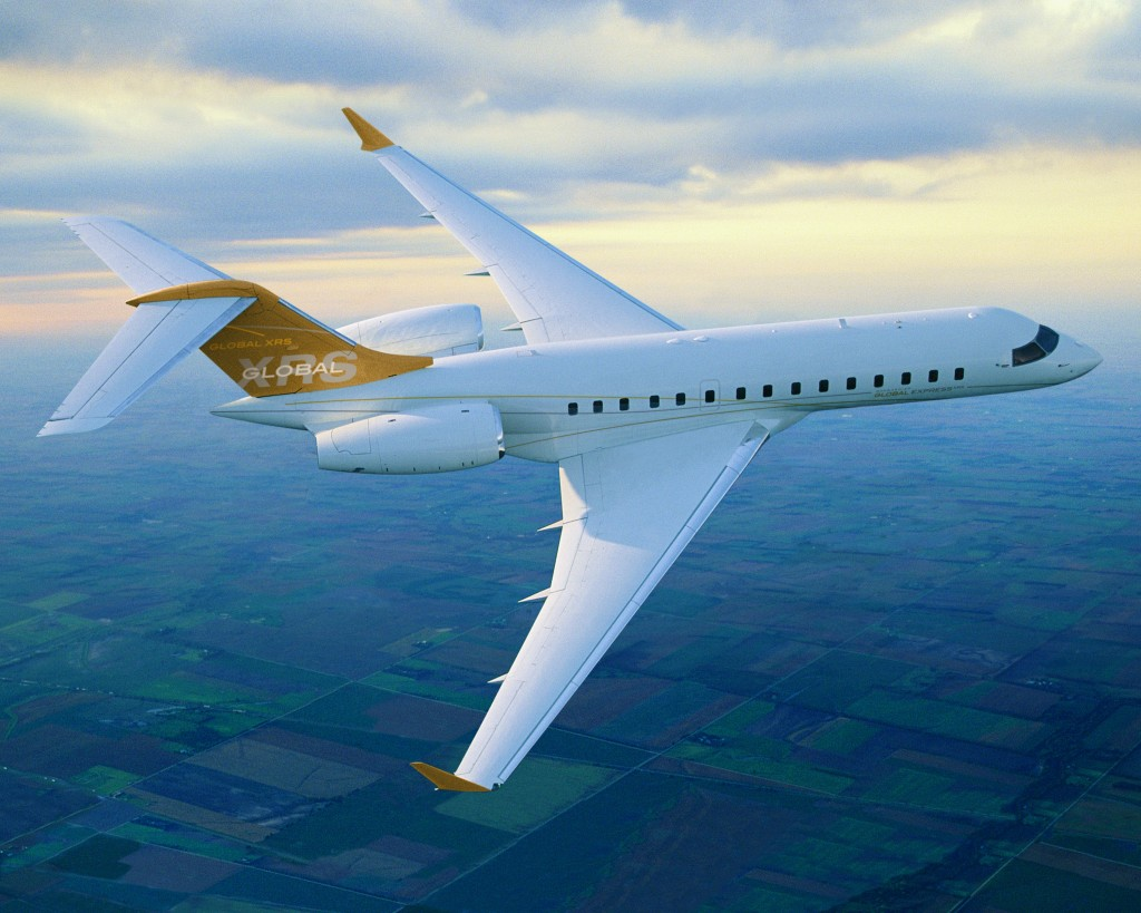 EU-ETS could impose carbon emissions taxes on charter flights to Europe, which are common flights on the Global Express