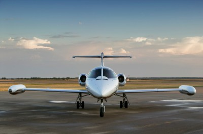 Charter a private jet for flexibility and airport availability