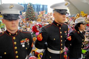 Toys-For-Tots Drive