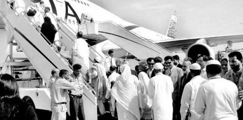 Jet Charter to Mecca, Hajj