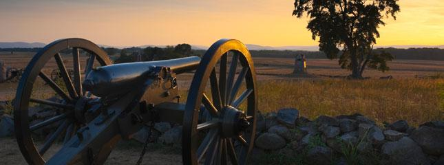 Jet Charter to Gettysburg National Military Park