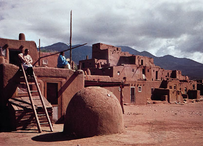 Jet Charter to Taos Pueblo