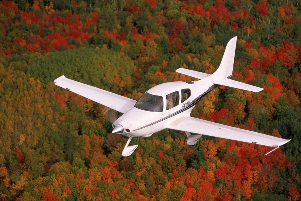 Jet Charter for Fall Foliage
