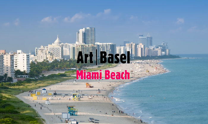 Jet Charter to Art Basel Miami