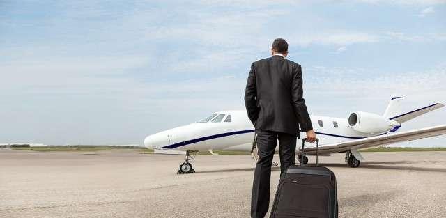 Business Jet Charter Fligths