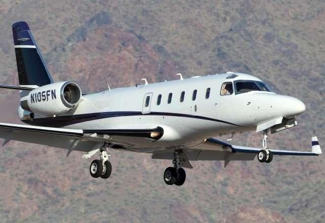 Astra Jet Charter Flights