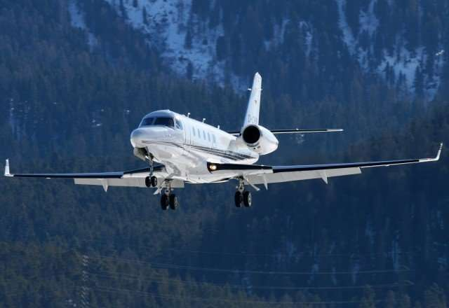 Charter Astra Private Jet