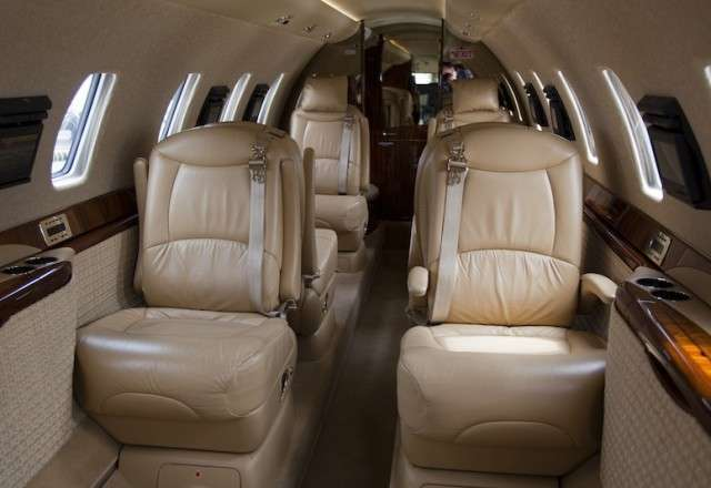 Private Charter Flights Citation Sovereign