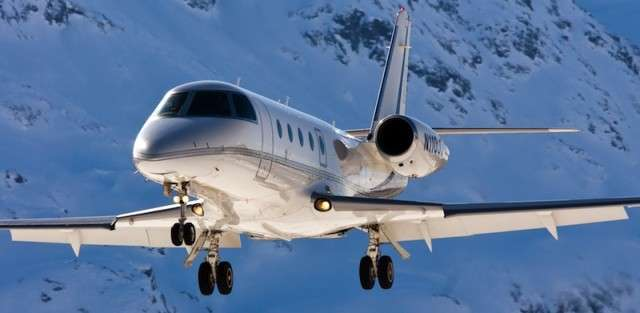 Private Gulfstream G150 Jet Charter
