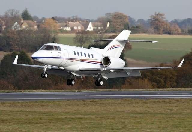 Hawker 900XP Jet