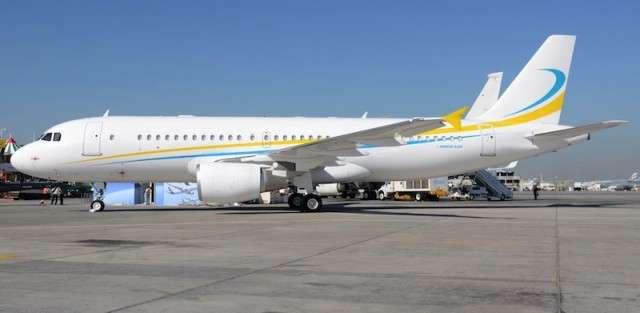 Charter an Airbus A320