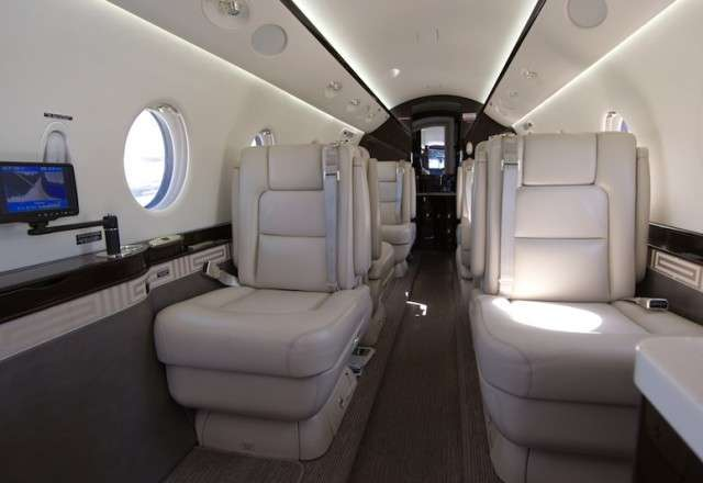 Book Gulfstream G150 Private Jet