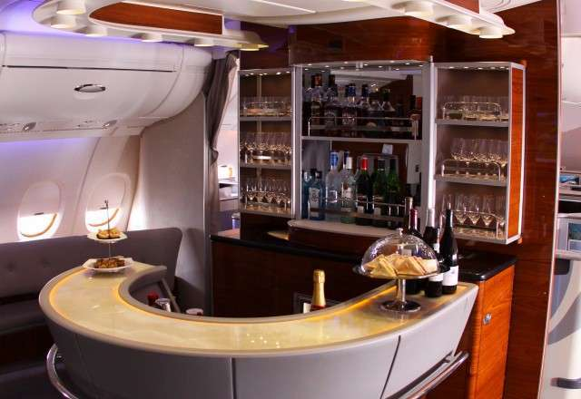 Luxury Airbus A380 Jet Charters