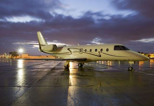 Gulfstream G150 Private jet Charter