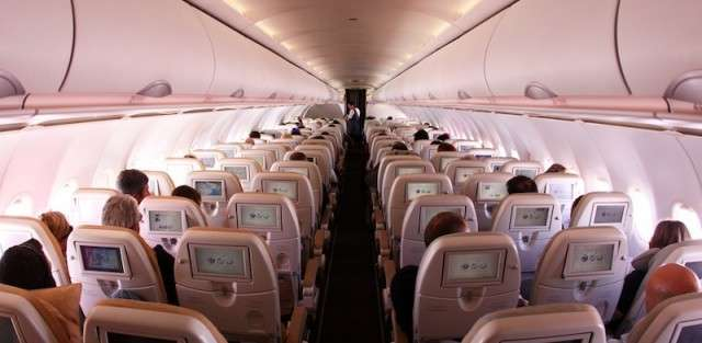 Airbus A320 1st class seats private charter