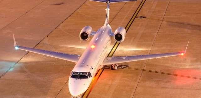 Sports Team Travel Embraer 145 Jet Charter