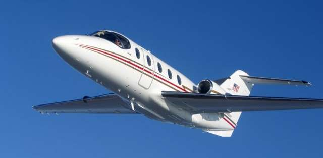 Hawker 400XP Private Jet Charter