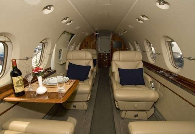 Charter a Hawker 850XP