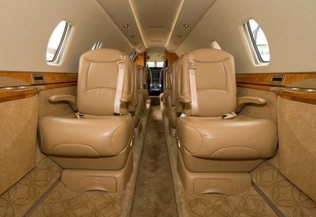 Charter a Citation Sovereign Private Jet