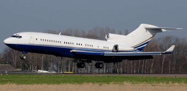 Charter a 727 from Atlanta