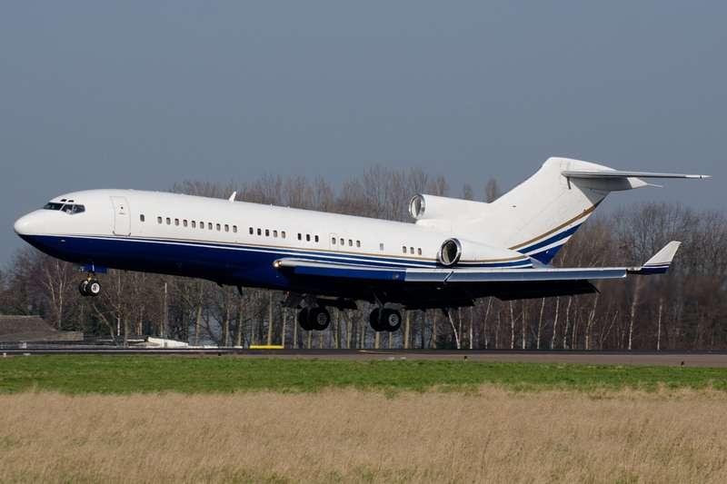 Boeing 727 VIP