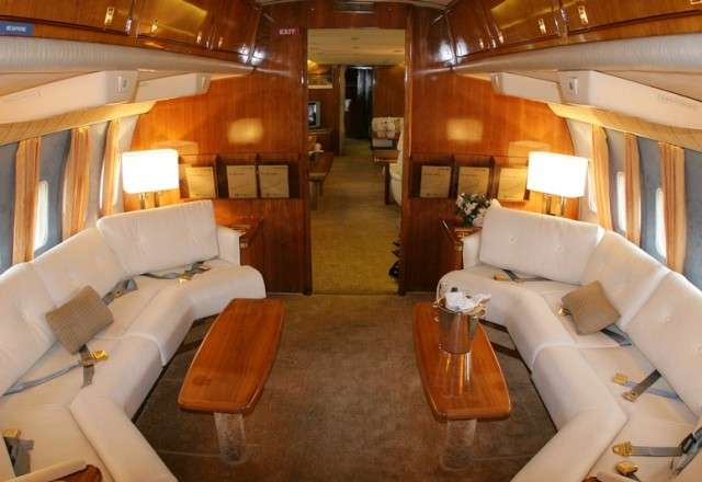 Charter A luxury Private jet