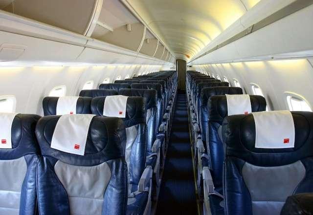 Commercial Charter Flight 50 passengers