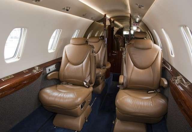 Citation Excel jet charter