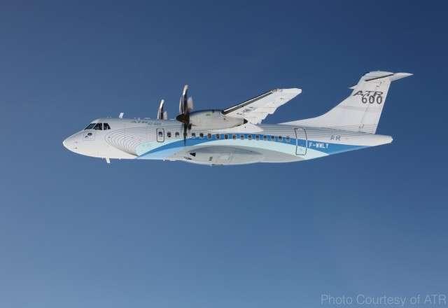 Book ATR Charter for 45 Passengers
