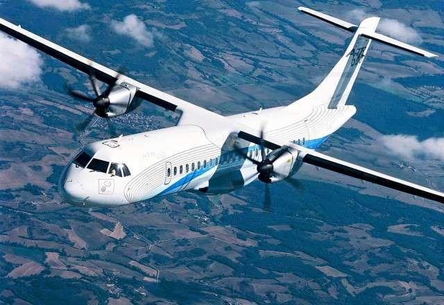 Charter ATR Flight