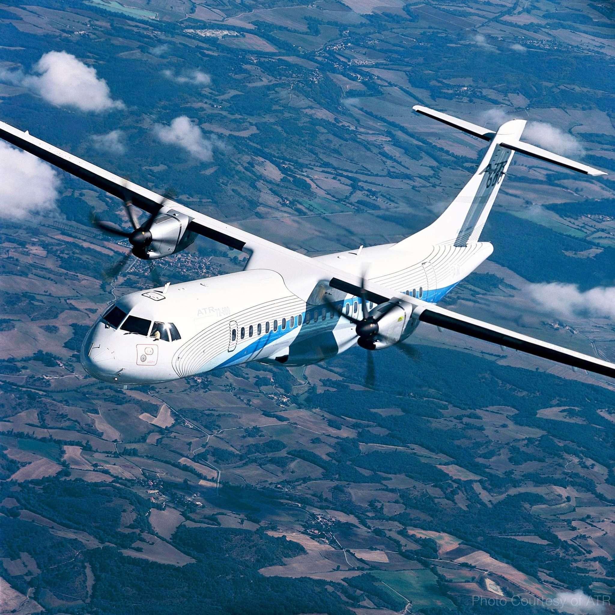 Used Turboprop: ATR 72 Charter Flights