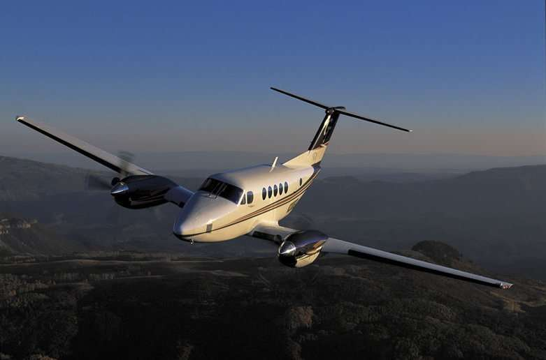 Beechcraft King Air 200 Exterior