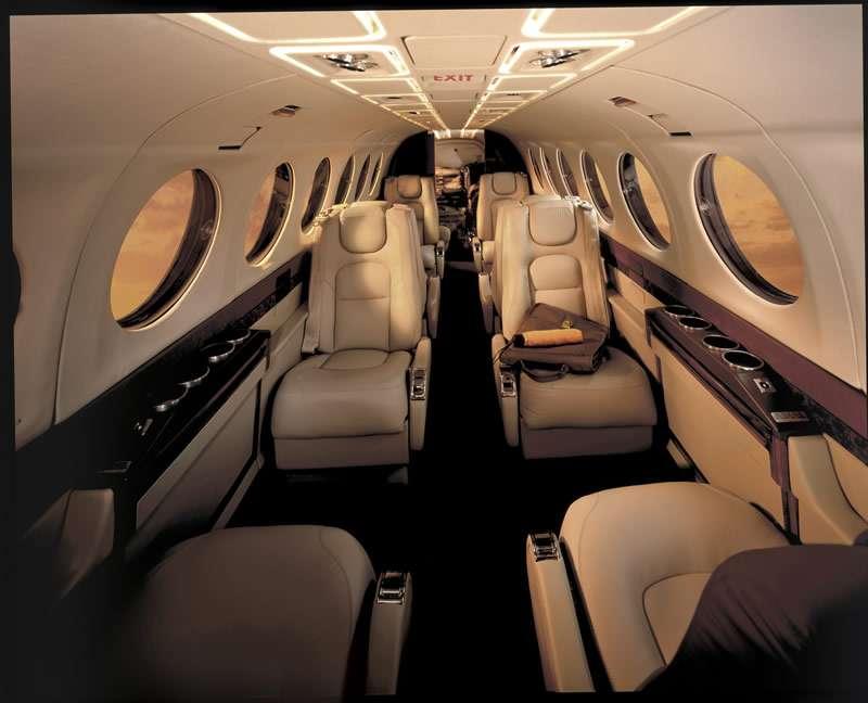 Beechcraft-King-Air-350-Interior