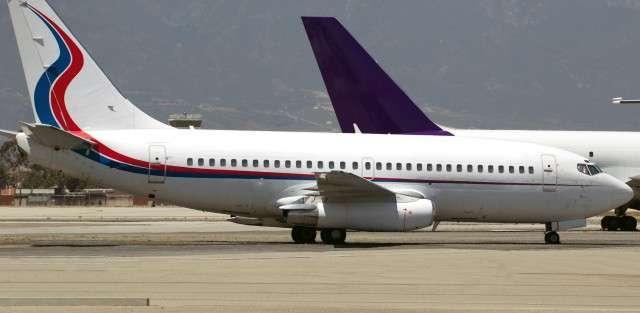 Boeing Jet Charter Flights