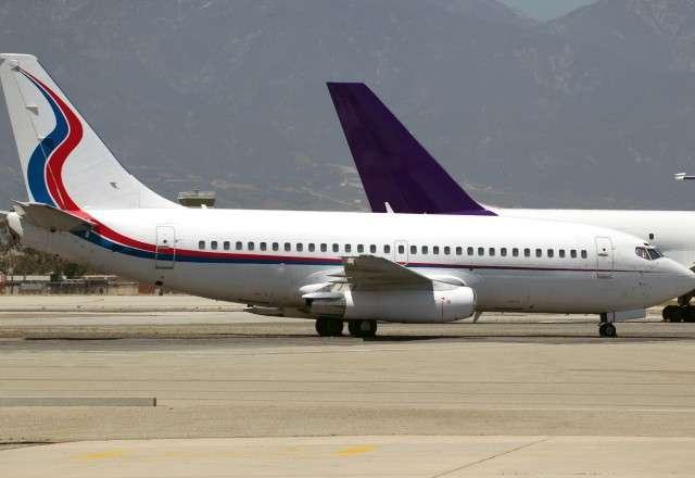 Boeing 737-200 Jet Charter Flights