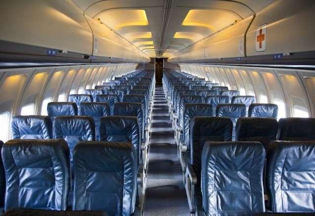 Charter Jet for 180 passengers