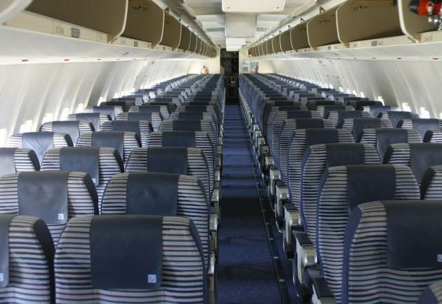 Charter a 737 for large groups
