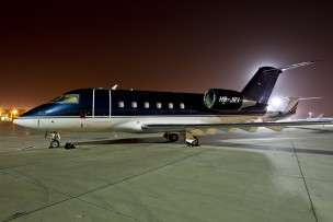 Business Jet Challenger 601
