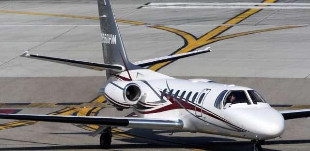 Citation Ultra Private Jet charter
