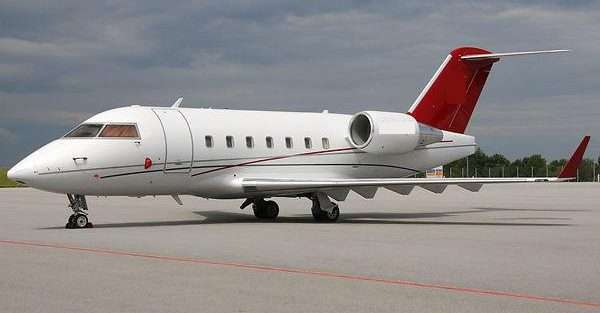 Rent a Challenger 604 Private Jet