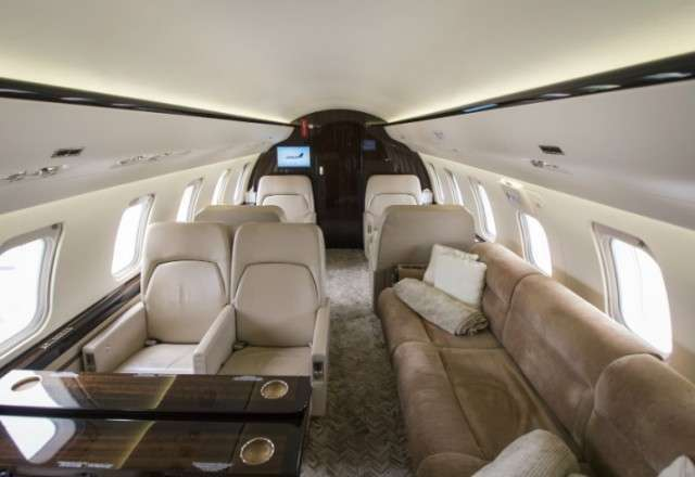 Challenger 601 Private Jet Charter