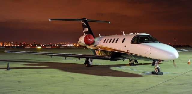 Charter Citation CJ4 Private Jet