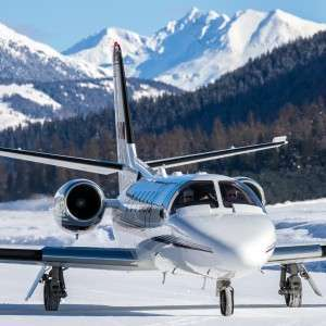 Citation II Private Jet Charter