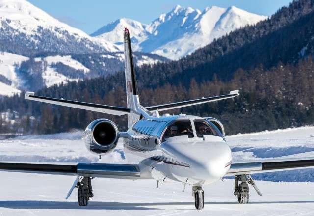 Citation II Private Jet Charter