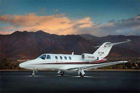 CitationJet private jet charter
